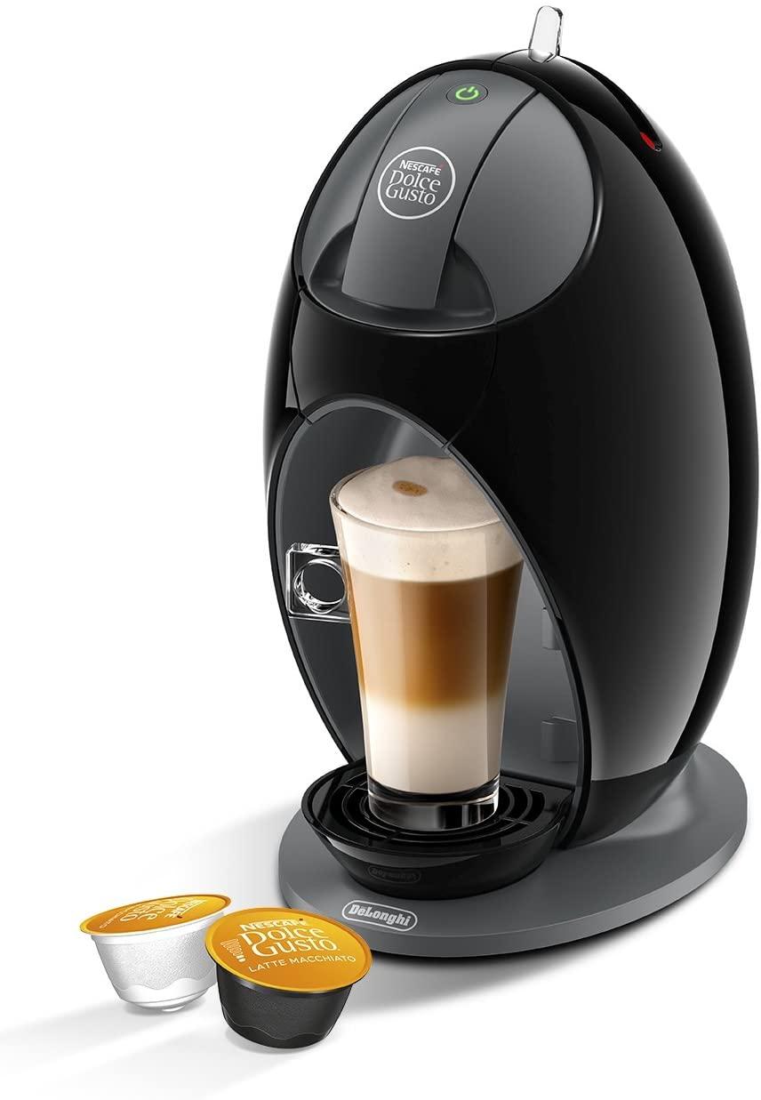 DeLonghi Nescafé Dolce Gusto Jovia Pod Capsule Coffee Machine, Espresso, Cappuccino, Latte and more - Black - £29.99 delivered @ Amazon