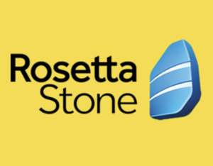 Rosetta Stone small discounts across the range E.g Life time now £279.00 - Customer Specific