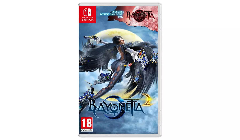 Nintendo Switch - Bayonetta 2 (physical) with Bayonetta (digital) £34.99 @ Argos (£3.95 P&P)