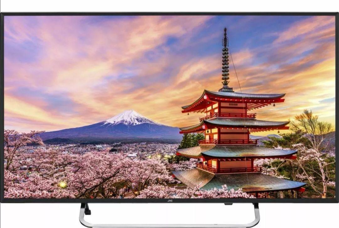 "JVC LT-40C590 40"" Full HD LED TV - Black - £179.99 @ Currys / eBay"