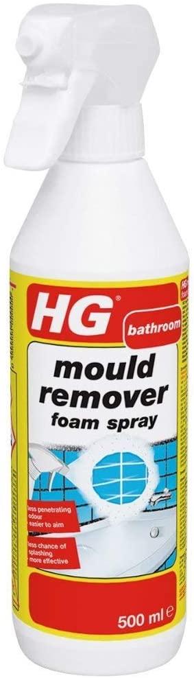 HG Mould Remover Foam Spray £5 (Prime) + £4.49 (non Prime) at Amazon