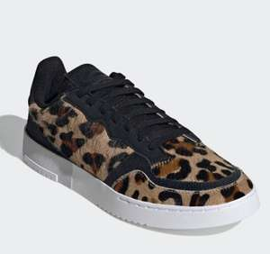 Adidas Super Court Trainers now £34.99 - sizes 4 up to 9 +£3.50 delivery @ Office