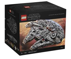 Lego Millennium Falcon 75192 - £584.10 @ Harrods (Applies at basket)