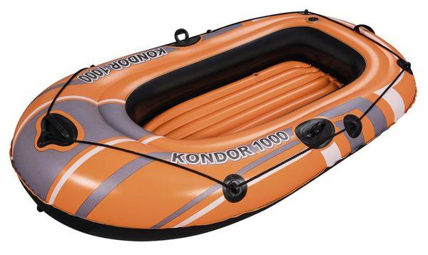 "Bestway 61″x37″x12″ Kondor 1000 Rubber Dinghy £10.99 / 74""x39""x12″ Kondor 2000 Dinghy £13.99 delivered @ Gift & Gadget Store"