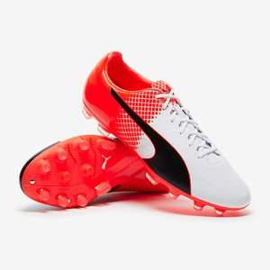 Puma evoSPEED SL-S II AG Red/Black/White Football Boots - £35 (+£3.99 Postage) @ Pro Direct Soccer