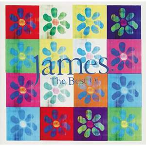 James: The Best Of James (CD with FREE MP3) £4.49 + 99p NP @ Amazon