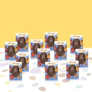 12 Thornton's Small Milk Chocolate Eggs £23.95 delivered @ Thorntons