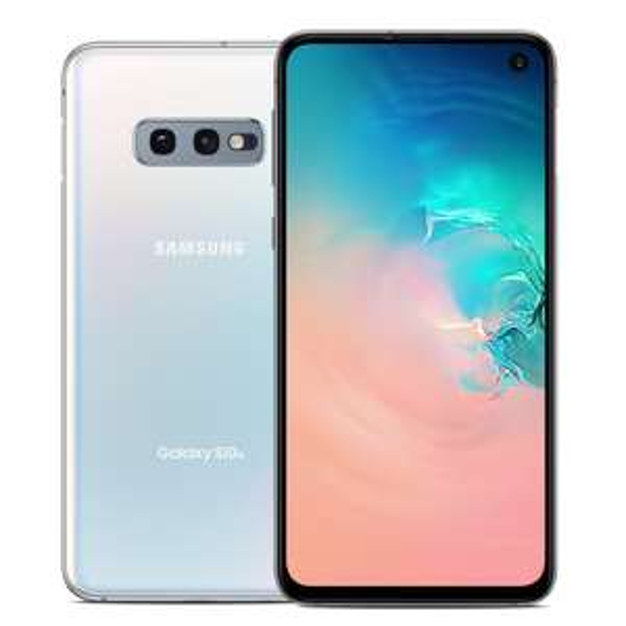 Samsung Galaxy S10e 5.8 Inch 128GB 16MP 4G Sim Free Phone (Prism White) A-Grade refurb +12 months Guarantee - £305.89 delivered @ Argos eBay