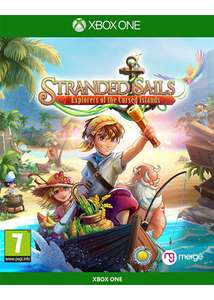 Stranded Sails: Explorers of the Cursed Islands (Xbox One) £11.99 delivered at Base