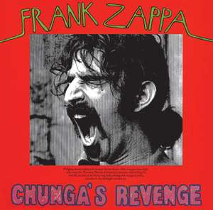 Frank Zappa - Chunga's Revenge (Vinyl) at Amazon for £12.99 Prime (+£4.49 non Prime)