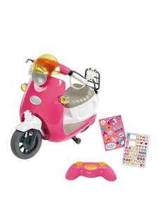 Baby Born City RC Scooter now £25 plus £3.99 delivery @ Very