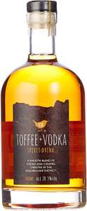 KIN Toffee Vodka 70cl 20.3% Alcohol by Volume, 70 cl £21.95 delivered at Amazon
