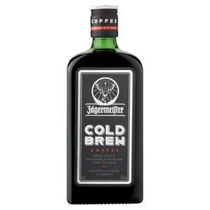 jagermeister coffee cold brew £14 @ Morrisons (Min basket £40 + up to £5 delivery)