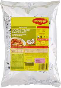 Maggi coconut milk powder 1kg - £8.65 Prime / +£4.49 non Prime @ Amazon