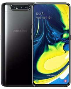 'Opened Never Used' Samsung Galaxy A80 - 128GB - Phantom Black (Unlocked) (Dual SIM) Smartphone - £265.99 With Code @ Techsave2006 / Ebay