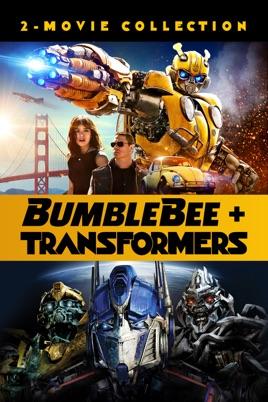 Bumblebee & Transformers Bundle (4K) £7.99 @ iTunes