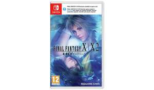 Buy Final Fantasy X/X-2 HD Remastered Nintendo Switch Game | Nintendo Switch games -£28.94 Delivered @ Argos