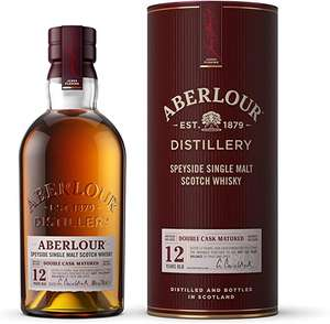 Aberlour 12 single Malt - £28 @ Amazon