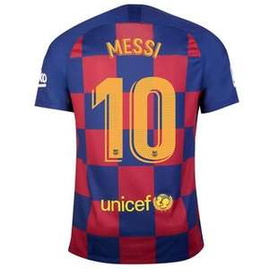 19-20 (EPL, LaLiga etc) Football Shirts (with names/numbers) from £26.31 delivered at fanatics