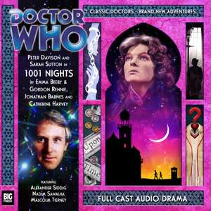 FREE Audio play - 168A. Doctor Who: 1001 Nights Part 1 @ Big Finish