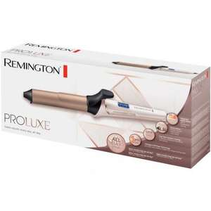Remington PROluxe Ceramic Hair Curling Tong £26.75 with Free Delivery & Free Returns @ MyMemory