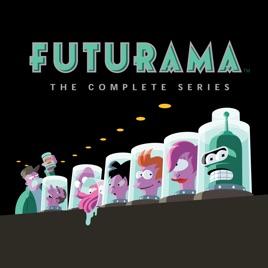 Futurama Complete Series £16.89 @ iTunes Canada