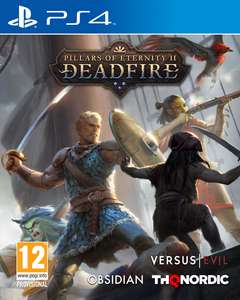 Pillars of Eternity II: Deadfire - Playstation 4 - £29.99 delivered @ Coolshop