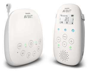 Philips Avent DECT baby monitor with temperature sensor, night light and lullabies for £82.44 delivered (using code) @ Phillips