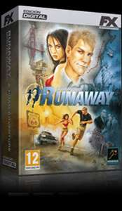 Free PC Game: Runaway - A Road Adventure