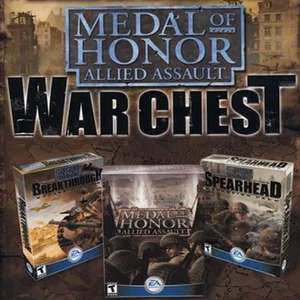 [PC] Medal of Honor: Allied Assault War Chest - £1.99 - GOG.com