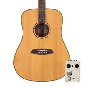 Sire R3 DZ Dreadnought Acoustic Guitar with Outboard Preamp - £269 Delivered @ Andertons