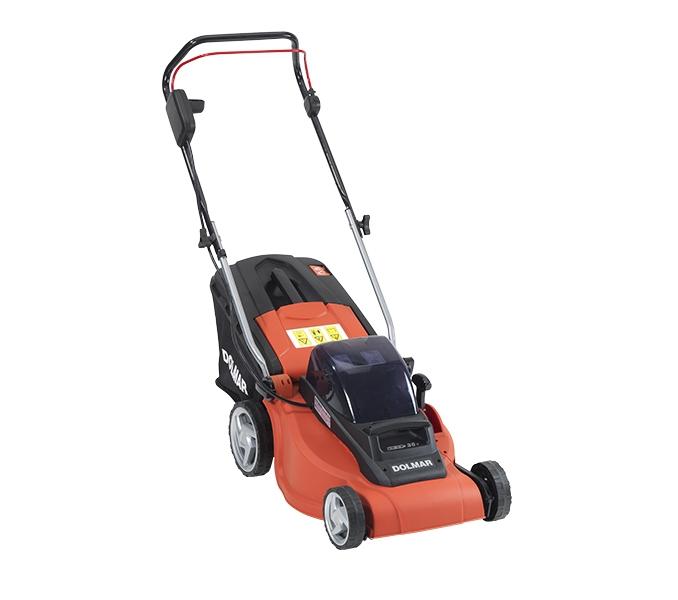 Dolmar AM3738 AKA Makita DLM380Z 36v LXT Lawnmower BODY ONLY £85.77 + £3.49 at PassionTec