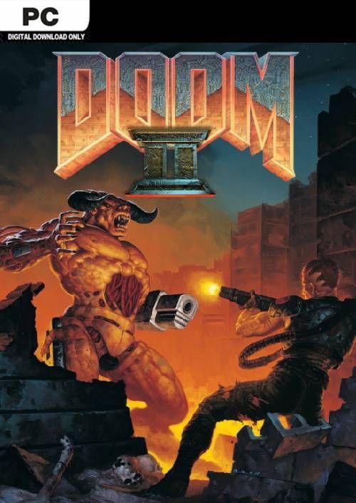 [Steam] DOOM II (PC) - 99p @ CDKeys