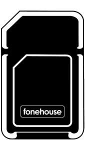 Unlimited sim,12 month contract with three £18pm / £10 after cashback @ Fonehouse