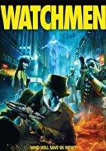 Watchmen (HD) Movie to own £3.99 @ Amazon Prime Video