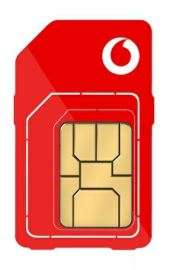 60gb Sim only Vodafone £27pm / 12months (£13.50 after cashback) with Red Entertainment included at Affordable Mobiles