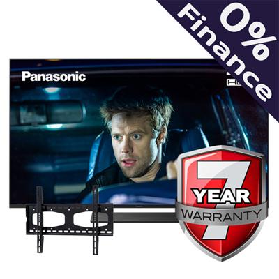 Panasonic TX-65GX800B FREE 7 Year Warranty - FREE Wall Bracket £995 at TPS UK