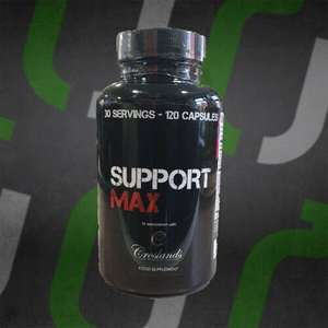 Strom - Cycle Support Max, Kidney & Liver Support,Contains Tudca & CQ10, 120Caps £39.99 @ ultimate_fitness_4u / eBay