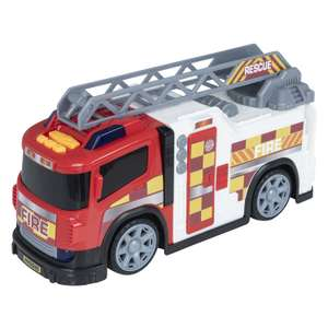 Teamsterz Mighty Moverz Fire Engine £6.29 +£4.95 delivery @ The Range