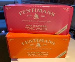 Fentimans Tonic 8x150ml Cans - Different varieties £1.79 @ Home Bargains Edinburgh (Chesser) (may vary by store)