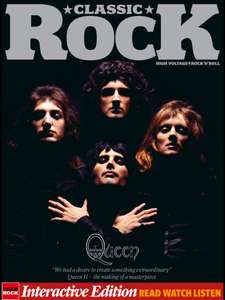 Classic Rock Magazine : 3 issues for £3.00 delivered @ Magazine.co.uk