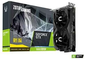 ZOTAC GeForce GTX 1660 Super Graphics card (Twin Fan, 6 GB GDDR6 £216.50 Delivered @ Amazon Spain
