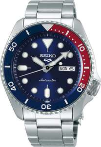 Seiko Watch 5 Sports SRPD53K1 £212 + other watches @ C W Sellors