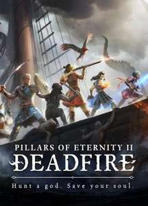 [Steam] Pillars of Eternity II: Deadfire (PC) - £7.88 @ Instant Gaming