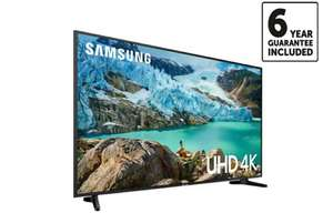 Samsung UE43RU7020 43 inch 4K Ultra HD HDR Smart LED TV with 6 year warranty £329 @ Richer Sounds
