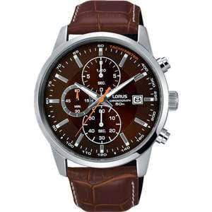 Lorus Mens Watch RM339DX9 £39.99 @ Watches2u