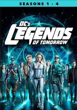 DC's Legends Of Tomorrow Seasons 1-4 £13.99 Sky store
