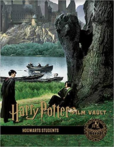 Harry Potter: The Film Vault - Volume 4: Hogwarts Students Hardcover (2019) £4.72 (Prime) £7.71 (Non Prime) @ Amazon