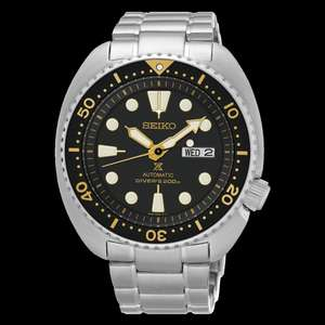 Seiko Turtle SRP775 Automatic ISO Certified Divers Watch - £269 @ Simpkins Jewellers