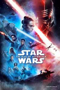 Star Wars: The Rise of Skywalker - rent it on itunes from £3.49 (SD) £4.49 in HD